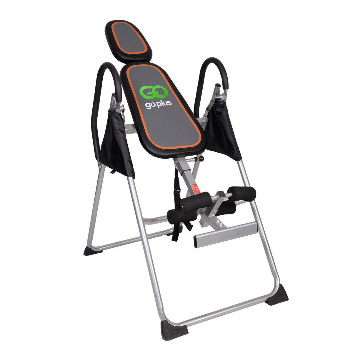 Goplus inversion table brody massage for Table inversion