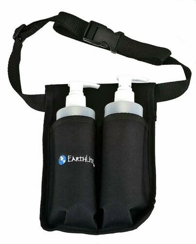Double Bottle Massage Lotion Holster