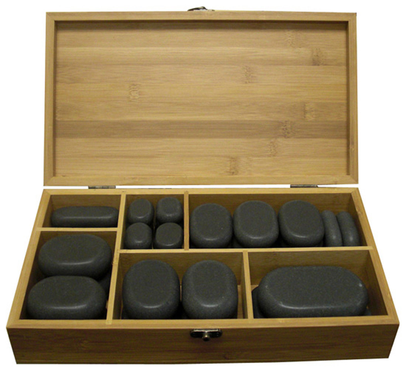 Hot Stone Massage Kit 45 Pcs Brody Massage