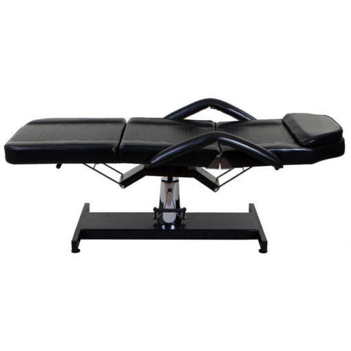 Hydraulic Massage Table - Black (2)