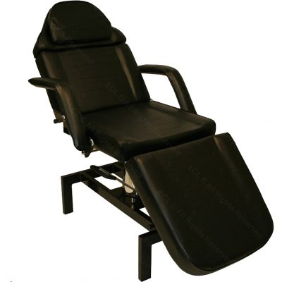 Hydraulic Massage Table - Black