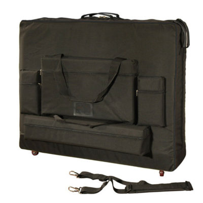 Massage Carrying Case with Wheels