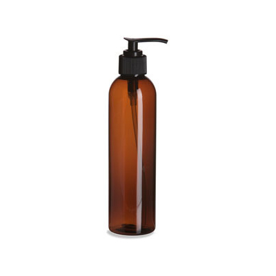 Plastic Lotion Bottle 8oz