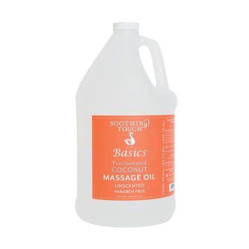 Fractionated Coconut Massage Oil