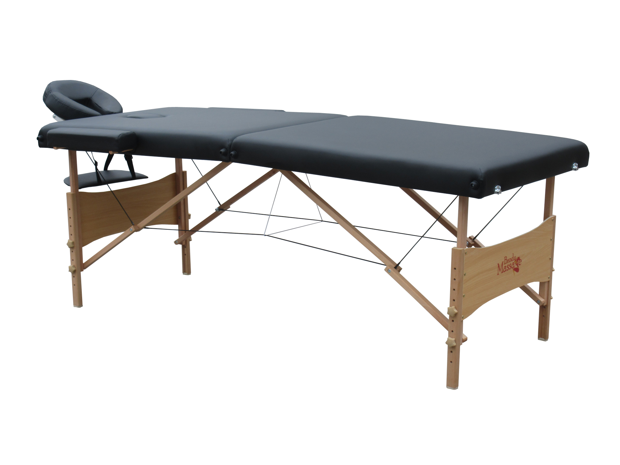 Portable Massage Table with Carrying Case (10 inch)