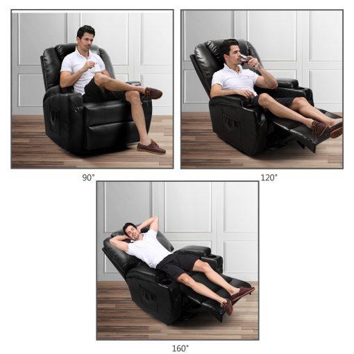Zero Gravity Chair (Leather) 6
