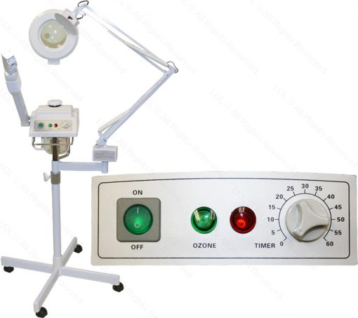 2 in 1 Facial Steamer and Mag Lamp (1)