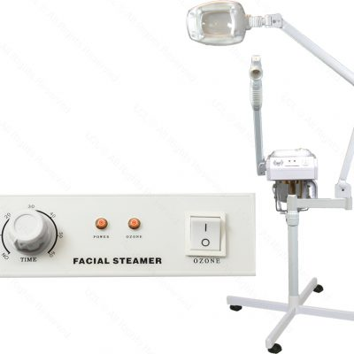 2 in 1 Facial Steamer with 5x Magnifying Light (1)