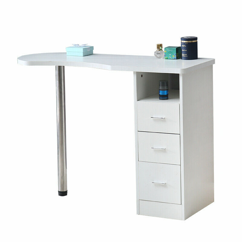 Manicure Nail Tech Table Desk Station - Brody Massage