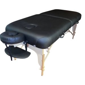 The Nui Portable Maple Wood Massage Table
