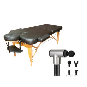 Avery Massage Table & Massage Gun