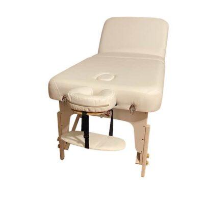White Massage Table